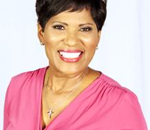 The Prayer Link host Charlene Aaron