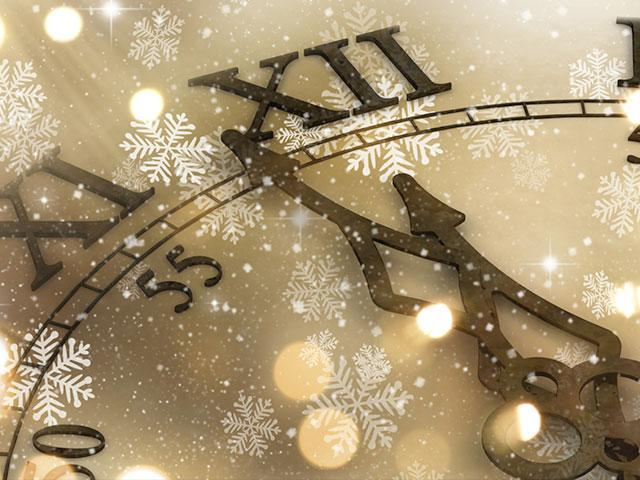 clock-new-year