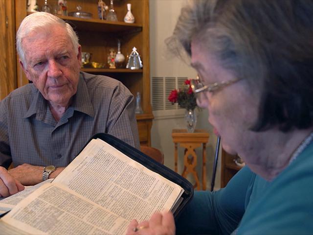 Ken and Liv Hauge Bible study