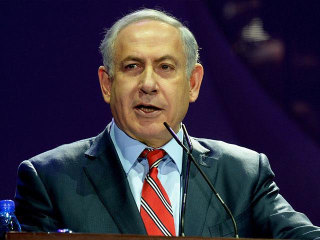 Israeli Prime Minister Benjamin Netanyahu, Photo, TPS, Amos Ben Gershom