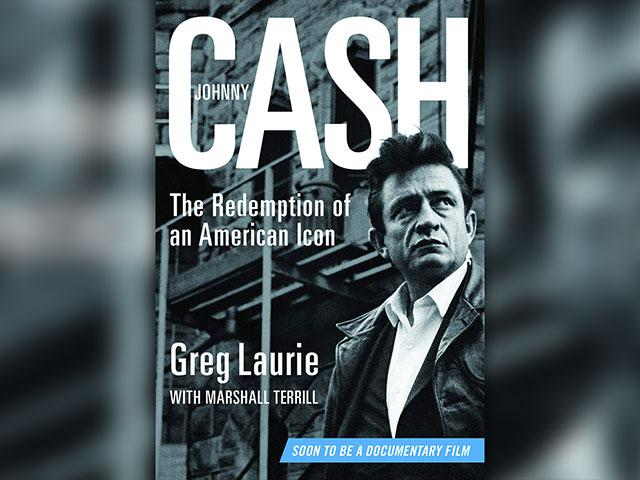 Pastor Greg Laurie has written a new book about the faith journey of Johnny Cash.