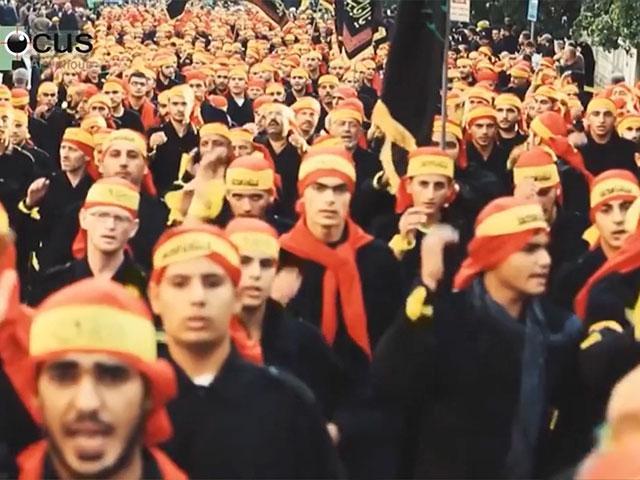 hezbollah crowd