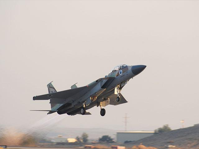 Israel Air Force F-15 Eagle, Photo, GPO