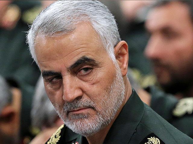 Revolutionary Guard Gen. Qassem Soleimani (Photo: Office of the Iranian Supreme Leader via AP, File)