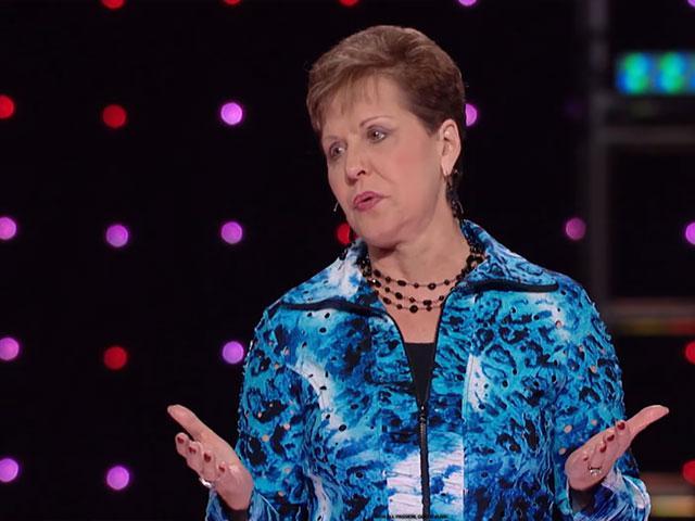 Evangelist Joyce Meyer. Image credit: AP