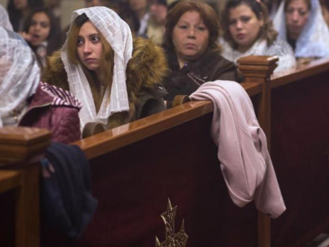 iglesias sirias