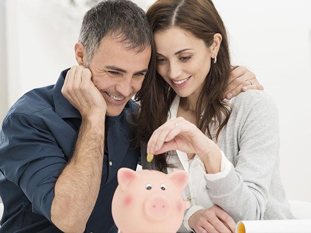 Money couple