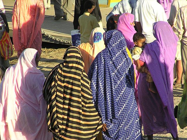 Women Of Sudan AS