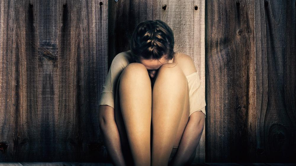 depressedwomanas