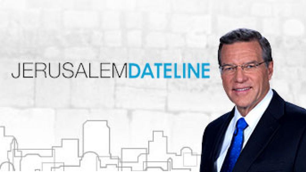 Jerusalem Dateline Newsletter