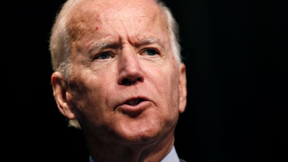 Democratic presidential candidate Joe Biden (AP Photo)