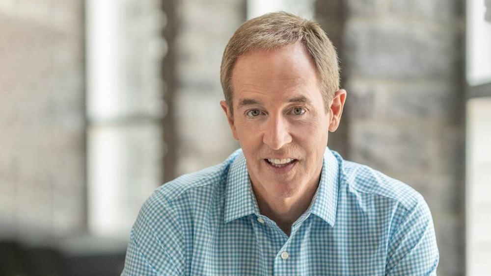 Andy Stanley is the senior pastor at the North Point Community Church in Alpharetta, Georgia.