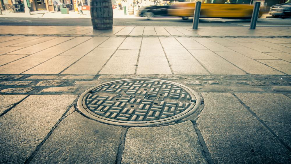"A manhole cover will now be known as a ""maintenance hole"" cover in Berkley, California as the city changes gender-specific words in its municiple code to gender-neutral. (Image credit: Adobe)"