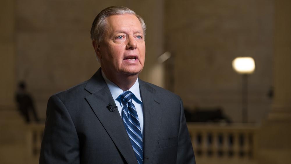 Sen. Lindsey Graham, R-SC (Photo: Mario Gonzalez/CBN News)