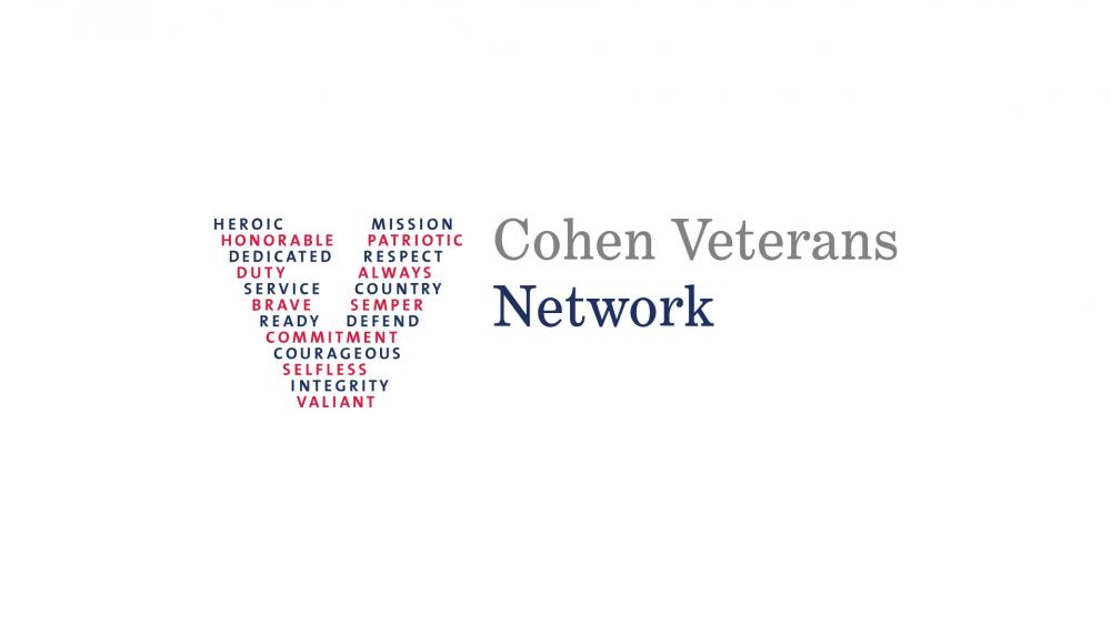The Cohen Veterans Network is known for delivering holistic evidence-based care.