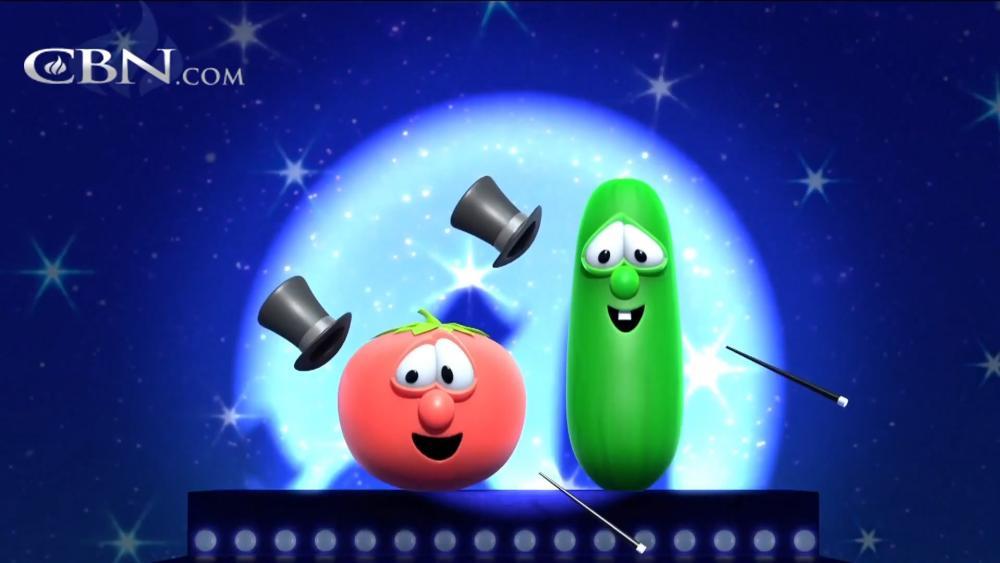 'VeggieTales' Creator Continues to Make Learning Scripture Fun